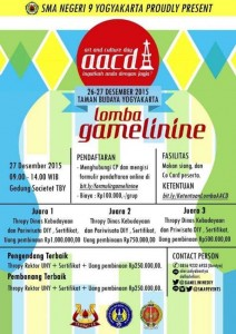Art and Culture Day SMA 9