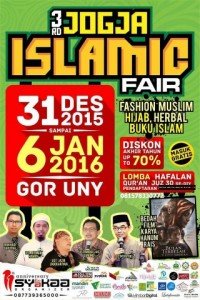 Jogja Islamic Fair