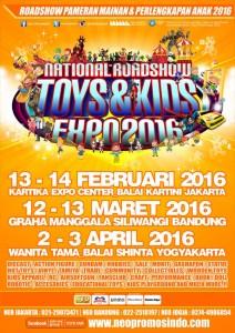 Roadshow toys&kids expo