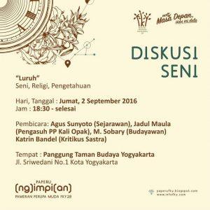 diskusi seni FKY_2 September